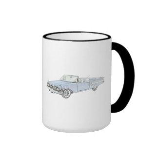 1960 Chevy Impala Ringer Mug