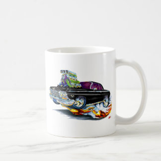 1962-63 Impala Black Car Coffee Mug