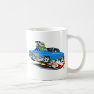 1962-63 Impala Blue Car Coffee Mug