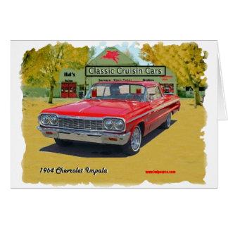 1964_Chevrolet_Impala Card