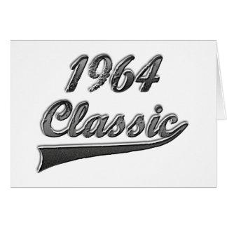 1964 Classic Card