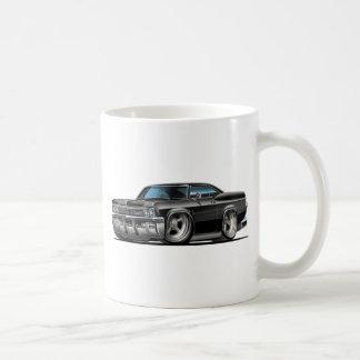1965-66 Impala Black Car Coffee Mug