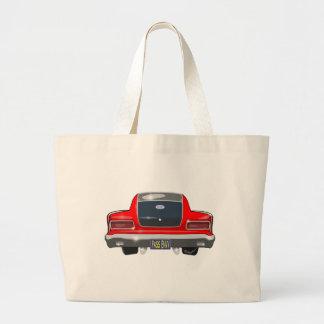 1965 AMC Rambler Marlin Large Tote Bag
