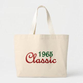 1965 Classic Large Tote Bag