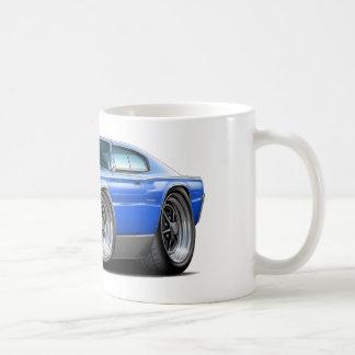 1966-67 Charger Blue Car Basic White Mug