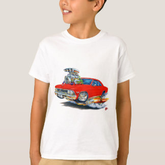 1966 Chevelle Red Car T-Shirt