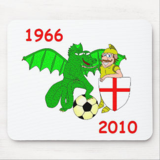 1966 England 2010 Mouse Pad