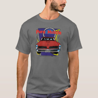 1966 GTO Muscle Car T-Shirt