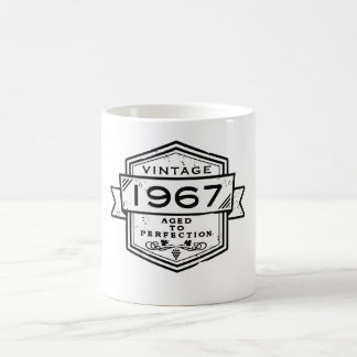 1967 Aged To Perfection Coffee Mug