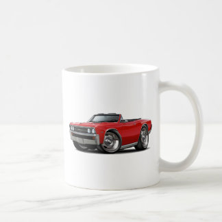 1967 Chevelle Red Convertible Coffee Mug