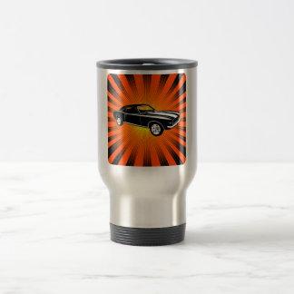 1967 Chevrolet Camaro SS 396 Travel Mug