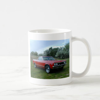1967 Chevrolet Chevelle El Camino Coffee Mug