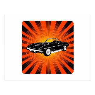 1967 Chevrolet Corvette 427 L88 Postcard