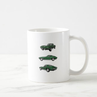 1967 Corvette C2: Coffee Mug