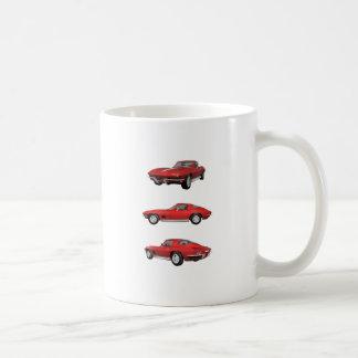 1967 Corvette C2 Coffee Mug