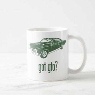 1967 Pontiac GTO Coffee Mug