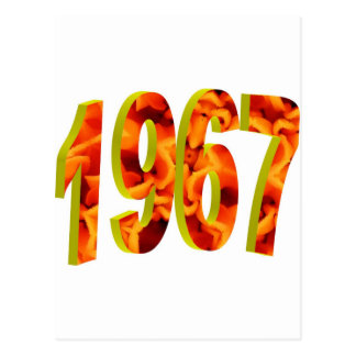 1967 POSTCARD