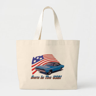 """1968 Dodge Charger """"Born in the USA"""" Bag"""