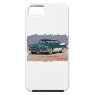 1968 Dodge Charger Daytona iPhone 5 Covers