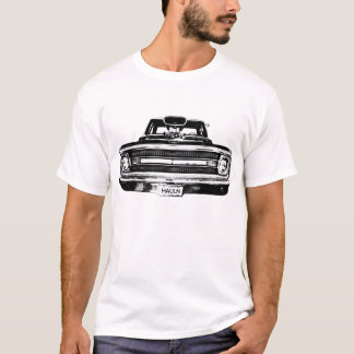 1969 Chevy C10 Muscle Truck T-Shirt