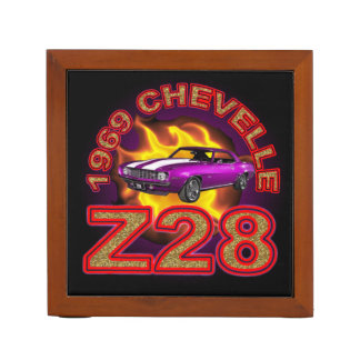 1969 Chevy Chevelle Z28 Desk Organiser