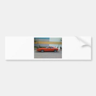 1969 Dodge Charger Daytona 440 Car Bumper Sticker