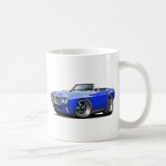 1969 Firebird Blue Convertible Coffee Mug