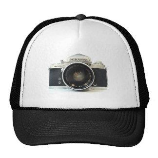 1969 Miranda 35mm Camera.JPG Trucker Hat
