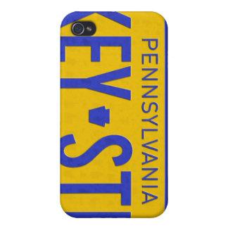 1969 Pennsylvania License Plate iPhone 4 Case