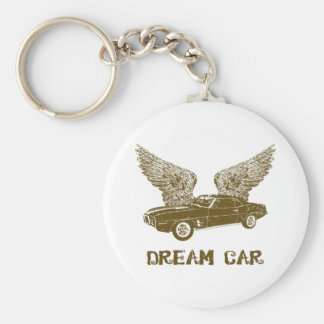 1969 Pontiac Firebird Key Ring