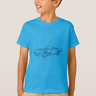 1969 Stingray Roadster T-Shirt
