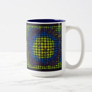 1969 Two-Tone COFFEE MUG
