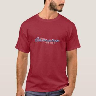 1970 Camaro SS 396 Chrome Emblem T-Shirt