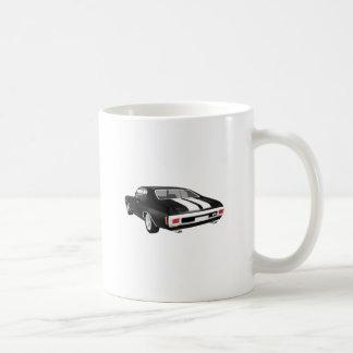 1970 Chevelle SS: Black Finish: Coffee Mug