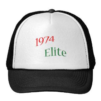 1974 Elite Hats