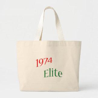 1974 Elite Tote Bag