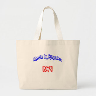 1974 Made In America Canvas Bag