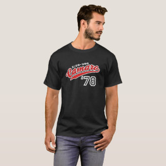 1978 CAMARO Script T-Shirt
