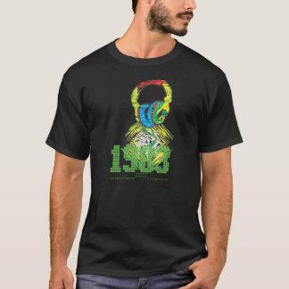1983 Headphone T-Shirt