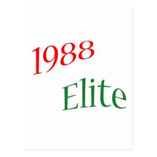 1988 Elite Post Card