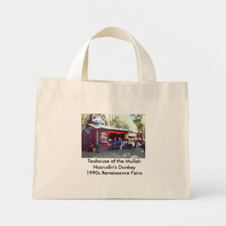 1990s Teahouse at Ren Faire bag