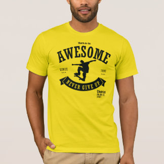 1995 - Born to be Awesome T-Shirt