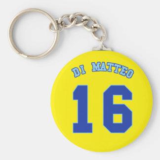 1996-98 Chelsea Away Key Ring - DI MATTEO 16