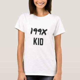 199X 90's Humor Generation Design Apparel T-Shirt
