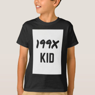199X 90's Humor Generation Design Apparel T-shirts