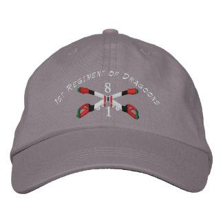 1-8th Cavalry Afghanistan Crossed Sabers Hat