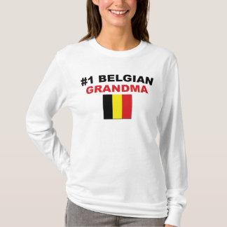 #1 Belgian Grandma T-Shirt