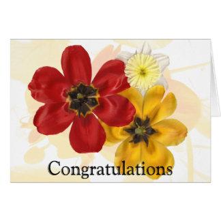 1 Congratulations Card