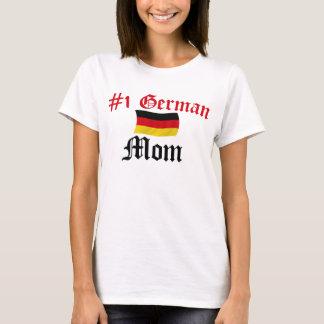 #1 German Mom T-Shirt