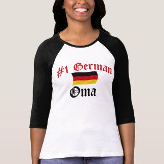 #1 German Oma Shirts